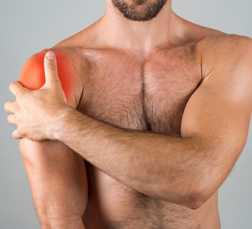 Osteopathy for subacromial bursitis